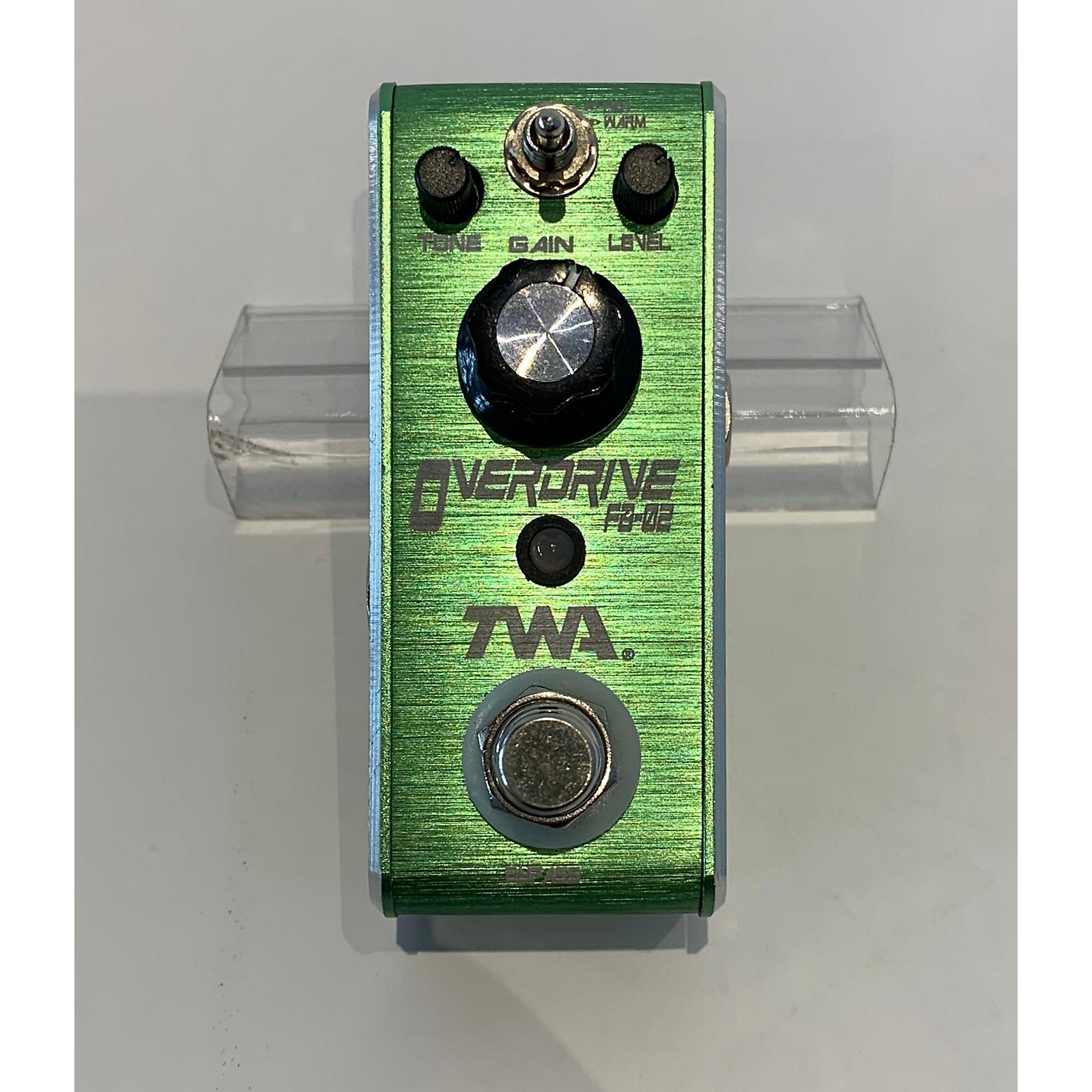 TWA FLY BOYS OVERDRIVE Effect Pedal