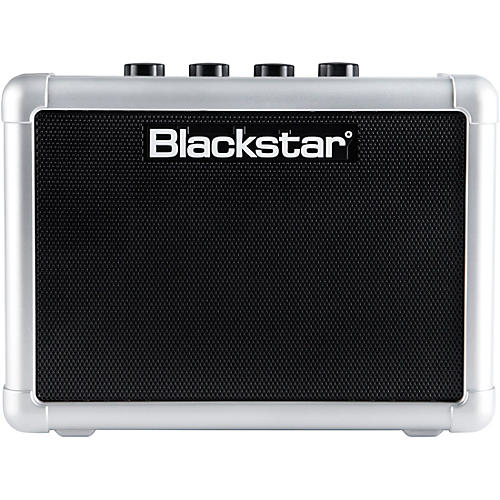 Blackstar FLY3 Silver Limited Edition 3W 1x3 Guitar Combo Amp
