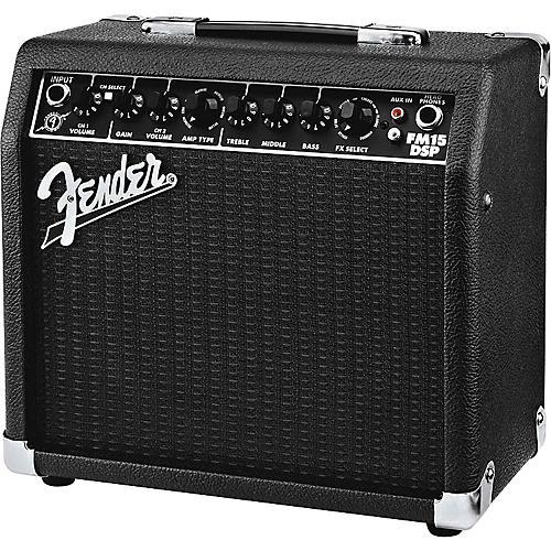 Fender FM 15 DSP Frontman Combo Amplifier