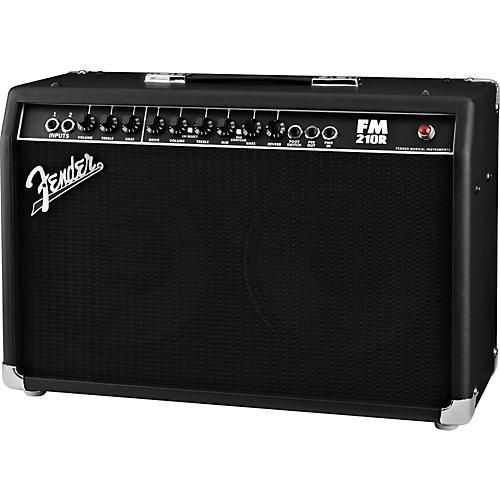 fender fm210r 2x10 65 watt guitar combo amp musician 39 s friend. Black Bedroom Furniture Sets. Home Design Ideas