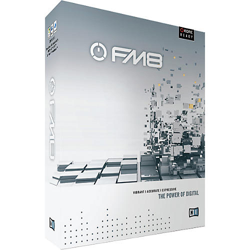 Native Instruments FM8 Education Edition