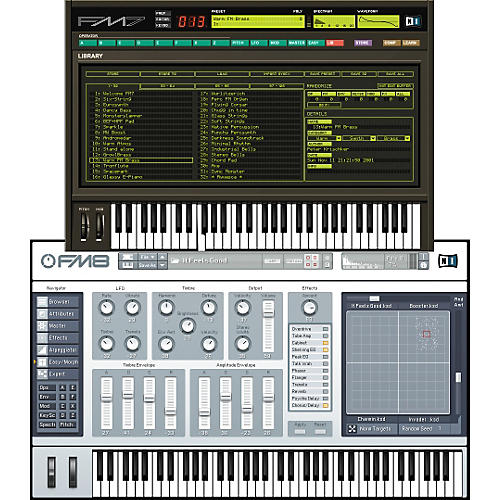 Native Instruments FM8 Soft Synth Upgrade Package