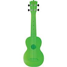 FN52 Plastic Soprano Ukelele Green