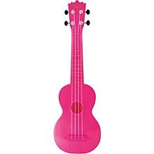FN52 Plastic Soprano Ukelele Pink