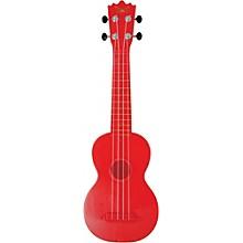FN52 Plastic Soprano Ukelele Red