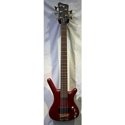 Warwick FNA Jazzman 5 String Electric Bass Guitar