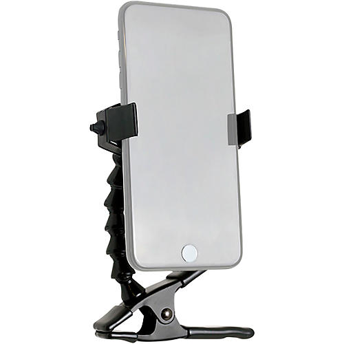 Stage Ninja FON-9-CB Phone Mount with Clamp Base Black