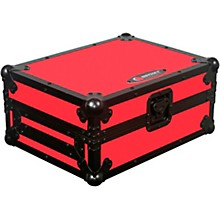 Open BoxOdyssey FRCDJBKRED Flight Ready CD Player Case (Black and Red)