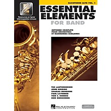 Hal Leonard FRENCH EDITION Essential Elements EE2000 Alto Saxophone (Book/Online Media)