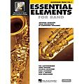 Hal Leonard FRENCH EDITION Essential Elements EE2000 Tenor Saxophone (Book/Online Media) thumbnail