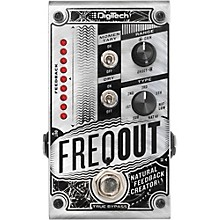 Open Box DigiTech FreqOut Frequency Dynamic Feedback Generator Pedal