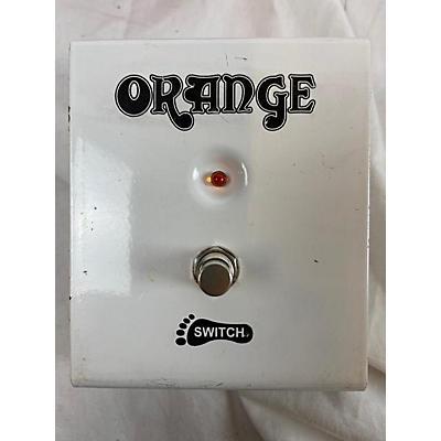 Orange Amplifiers FS-1 Footswitch