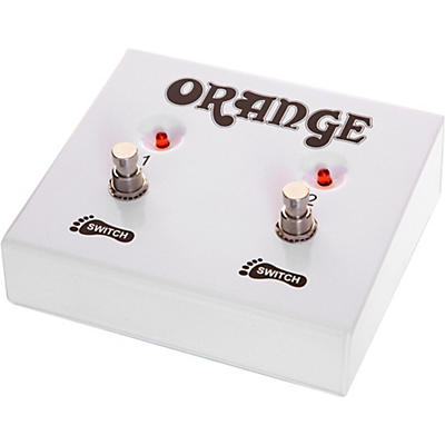 Orange Amplifiers FS-2 2-Button Dual Guitar Footswitch