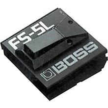 Open Box Boss FS-5L Latching Footswitch