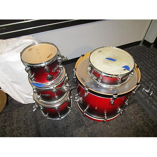 PDP by DW FS SERIES Drum Kit Red