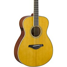 Open Box Yamaha FS-TA TransAcoustic Concert Acoustic-Electric Guitar