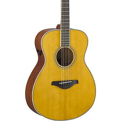 Yamaha FS-TA TransAcoustic Concert Acoustic-Electric Guitar