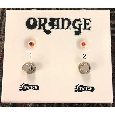 Orange Amplifiers FS2 Footswitch