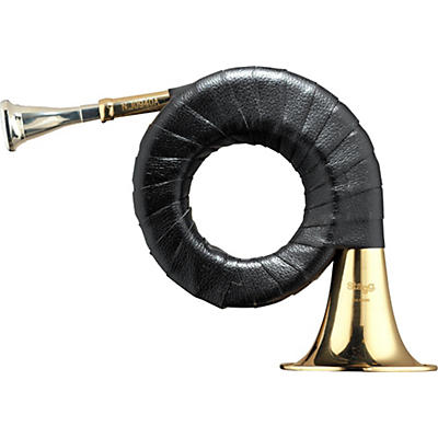 Stagg FS285S Mini Bb Hunting Horn with Bag