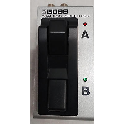 BOSS FS7 Dual Footswitch Pedal