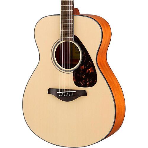 Yamaha FS800 Folk Acoustic Guitar Natural