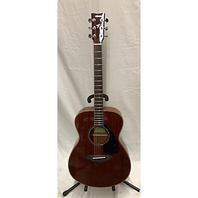 Yamaha FS850 Acoustic Electric Guitar