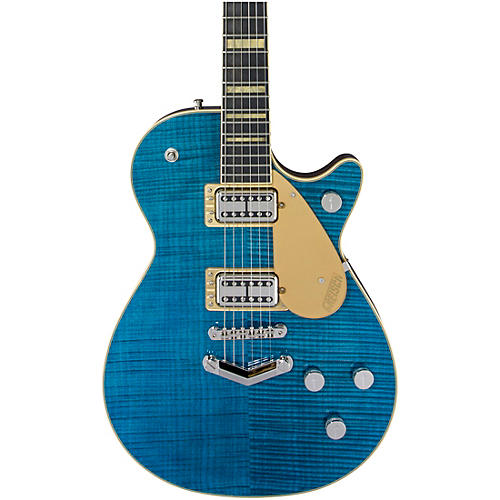 Gretsch Guitars FSR G6228FM Players Edition Jet BT with V-Stoptail Electric Guitar