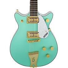 Open Box Gretsch Guitars FSR Two-Tone Electromatic Double Jet Electric Guitar