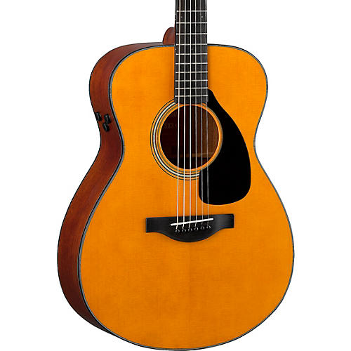 Yamaha FSX3 Red Label Concert Acoustic-Electric Guitar Restock Natural Matte