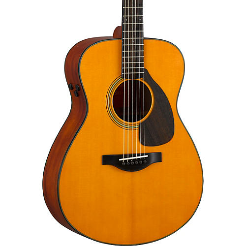 Yamaha FSX5 Red Label Concert Acoustic-Electric Guitar Restock Natural Matte