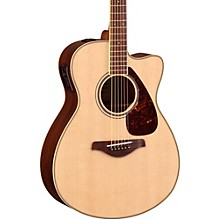 FSX830C Acoustic-Electric Guitar Natural