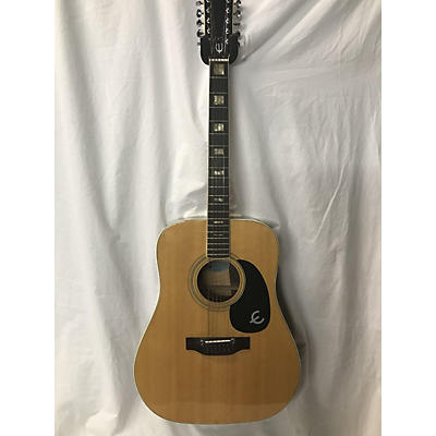 Epiphone FT-565 12 String Acoustic Guitar