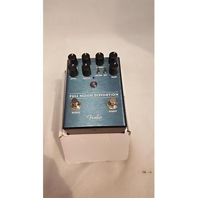 Fender FULL MOON DISTORTION Effect Pedal