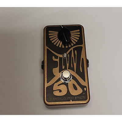 Lovepedal FUZZ 50 Effect Pedal