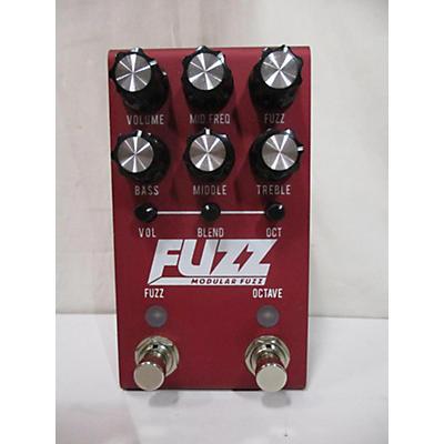 Jackson Audio FUZZ Effect Pedal