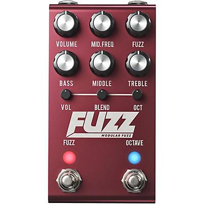 Jackson Audio FUZZ Modular Fuzz Effects Pedal