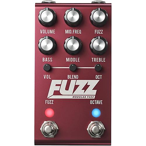 Jackson Audio FUZZ Modular Fuzz Effects Pedal Condition 1 - Mint Red