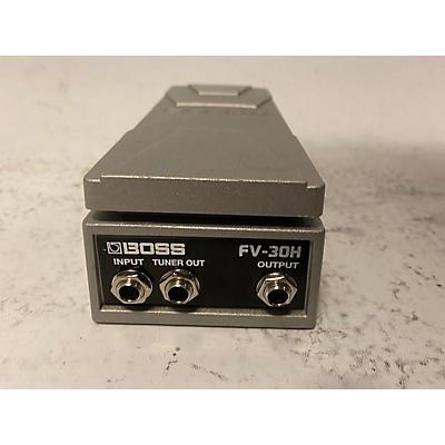 BOSS FV30H Pedal