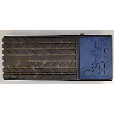 Boss FV50L Stereo Volume Pedal