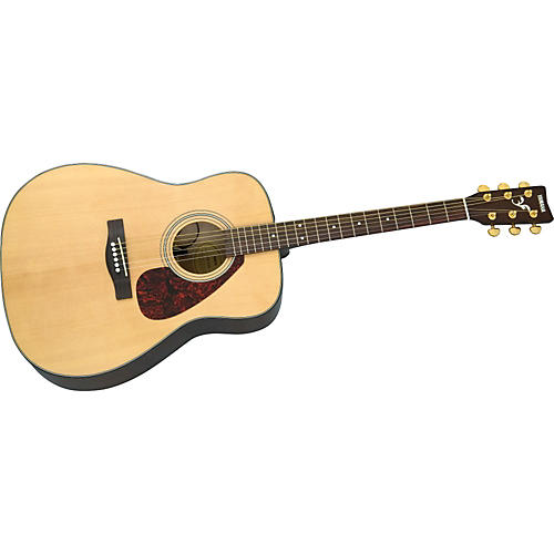 yamaha fx 335 acoustic electric guitar musician 39 s friend. Black Bedroom Furniture Sets. Home Design Ideas