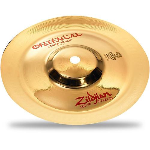 zildjian fx oriental china trash cymbal 8 in musician 39 s friend. Black Bedroom Furniture Sets. Home Design Ideas