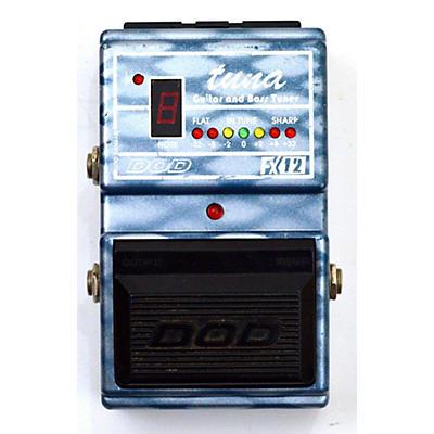 DOD FX12 Tuner Pedal
