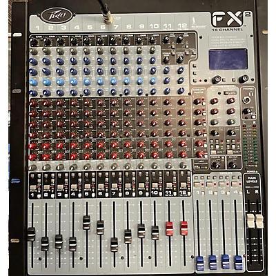 Peavey FX16 Unpowered Mixer
