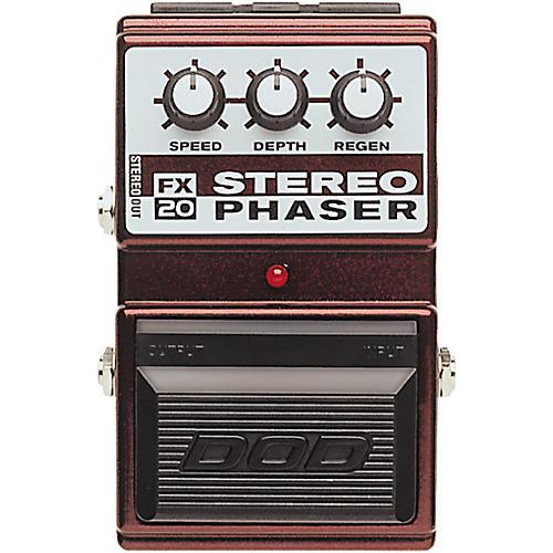 DOD FX20 Stereo Phaser Pedal