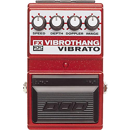 DOD FX22 VibroThang Vibrato Pedal