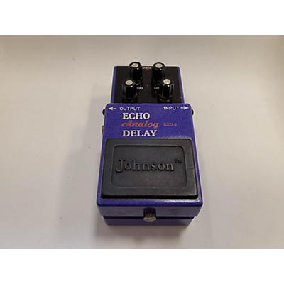 Johnson FX300 Analog Echo Effect Pedal