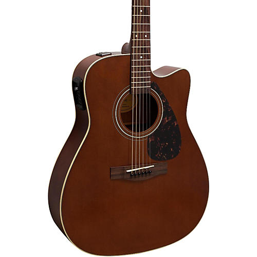 yamaha fx370c acoustic electric guitar musician 39 s friend. Black Bedroom Furniture Sets. Home Design Ideas