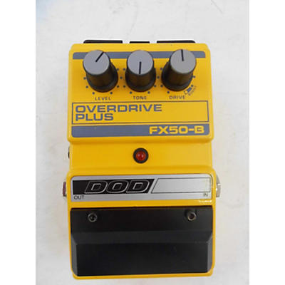 DOD FX50B Effect Pedal
