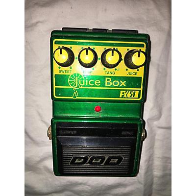 DOD FX51 Juice Box Effect Pedal