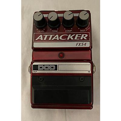 DOD FX54 ATTACKER Effect Pedal